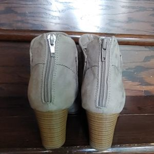 Fergalicious Shoes - Fergalicious Suede Ankle Boots